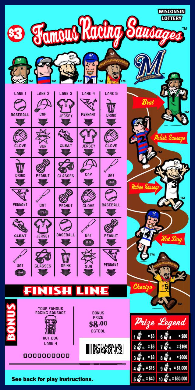wi-lottery-2069-scratch-game-famous-racing-sausages-scratched