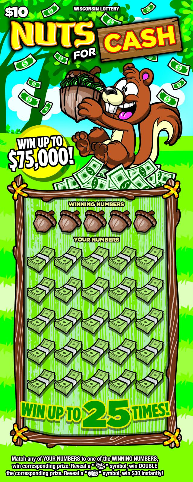 Homepage Wisconsin Lottery
