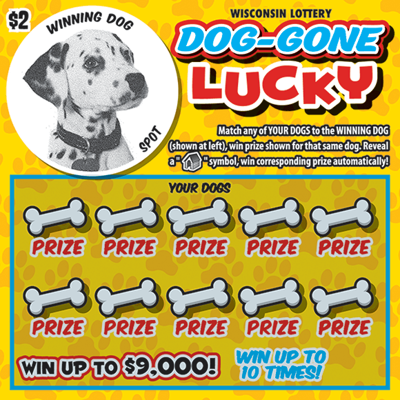 Image of DOG-GONE LUCKY (2200)