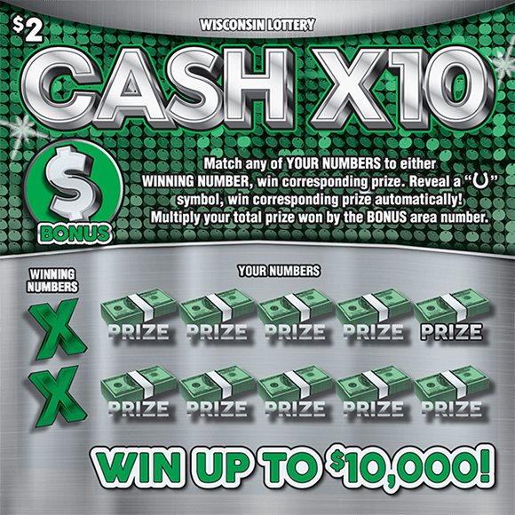 Image of CASH X10 (2277)