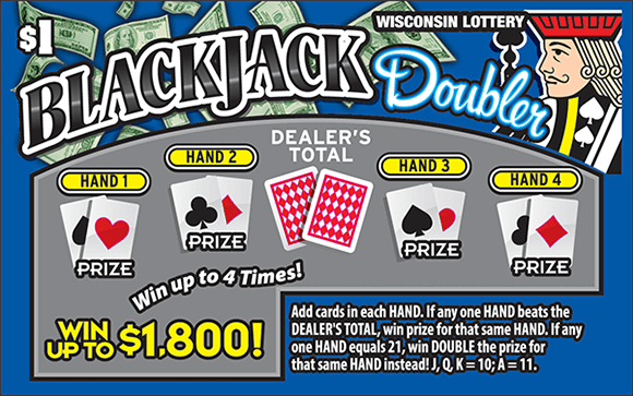 Image of BLACKJACK DOUBLER (2280)
