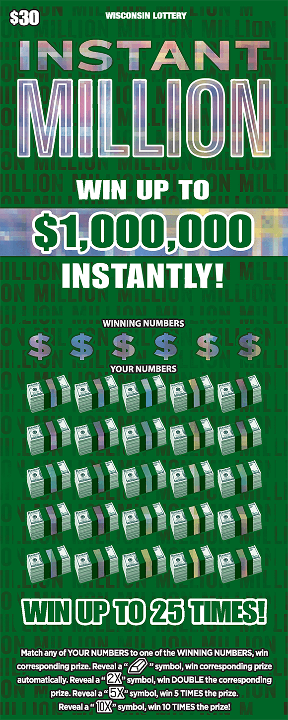 Image of INSTANT MILLION (2294)