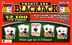 Twenty-One Blackjack (986)