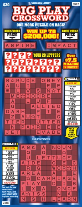 Win a one on one game crossword