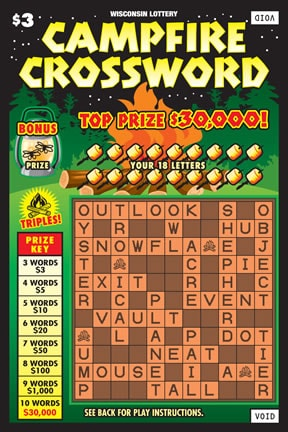 Campfire Crossword (607)