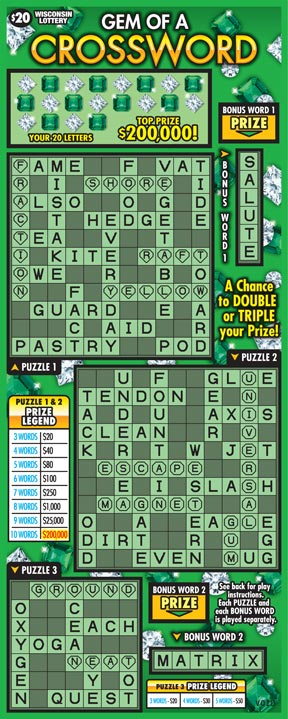Gem of a Crossword (2022)